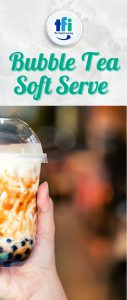 Bubble Tea Soft Serve Booklet
